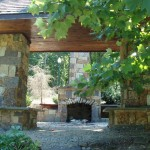 Fireplace and Grill Cascade Creek