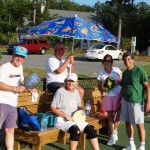 Play pickleball players with your friends